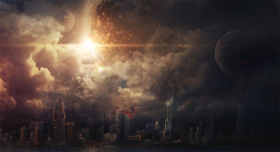 aarde rond de zon
