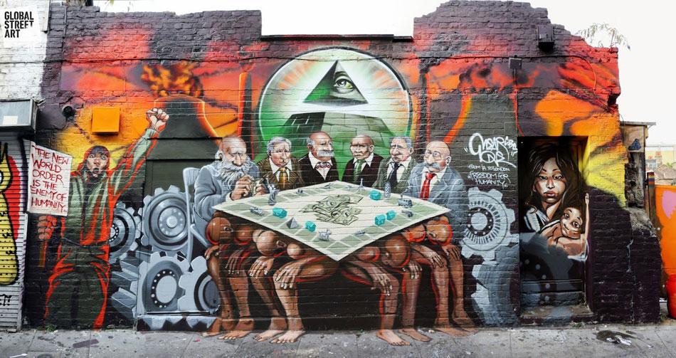 Rijkste familie ter wereld illuminati